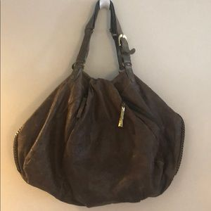 DVF bucket bag